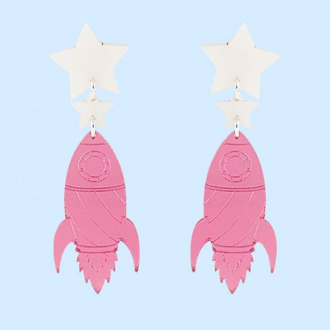 Rocket Earrings