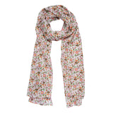 Snoopy & Woodstock Large Neck Scarf