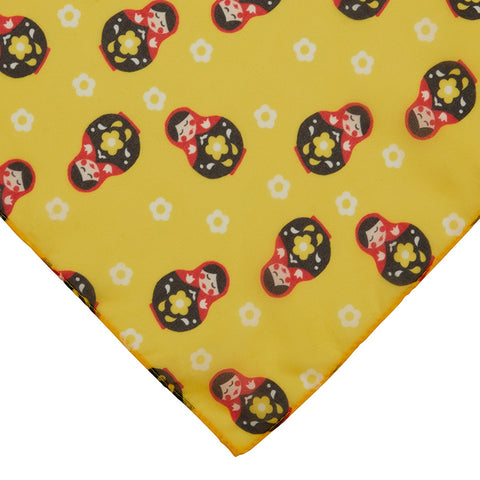 Matryoshka Memories Head Scarf