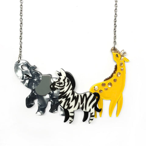 Safari Squad Necklace