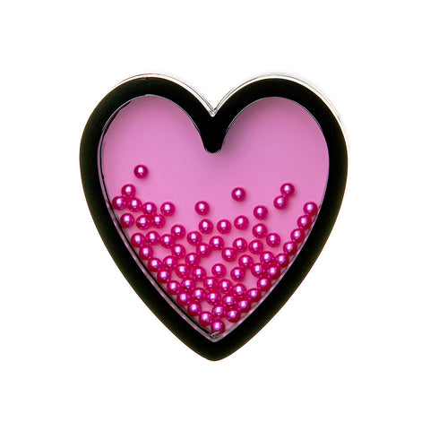 Pop Heart Brooch