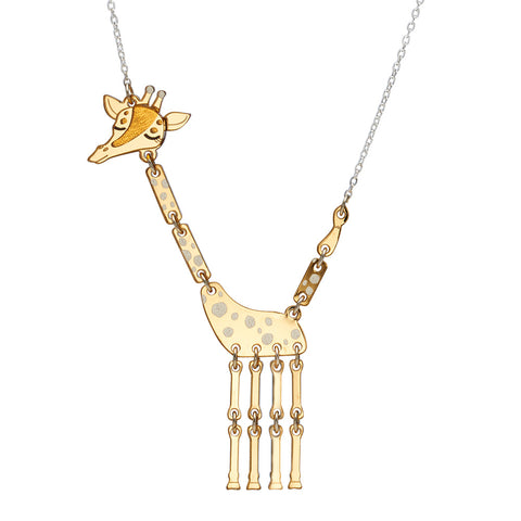 Giraffe Necklace