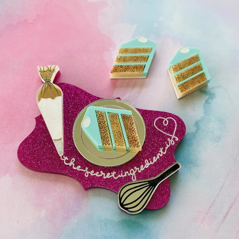 Sweet Tooth Jewellery Set