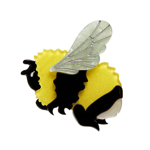 Bumble Butt Brooch