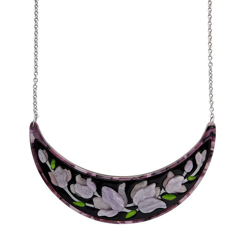 Steel Magnolias Necklace