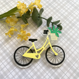 Bicycle Brooch - 3 colours