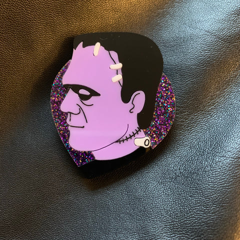 Frankenstein Purple Monster
