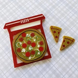 Pizza Party Jewellery Set