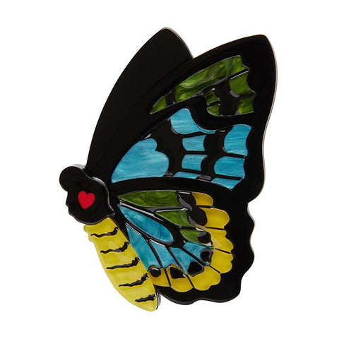 Prettiest Papillon Brooch