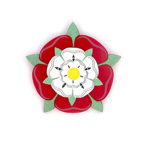 Large Tudor Rose