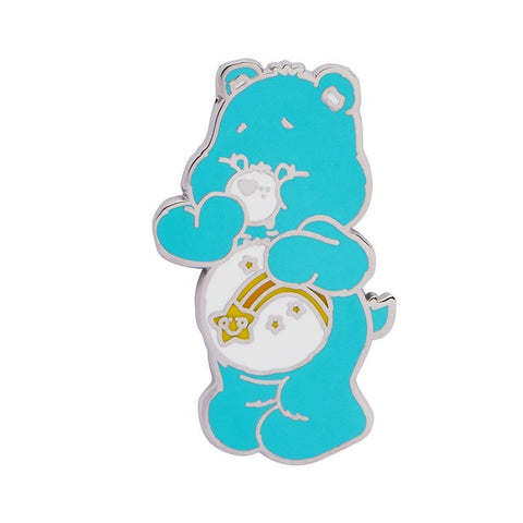 Wish Bear Enamel Pin