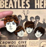 The Beatles Set Marble