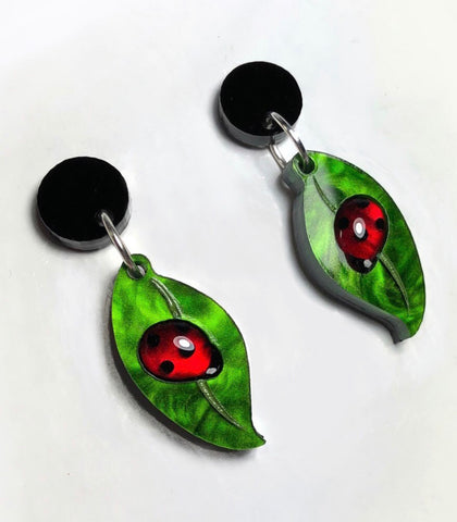 Garden Friends Earrings