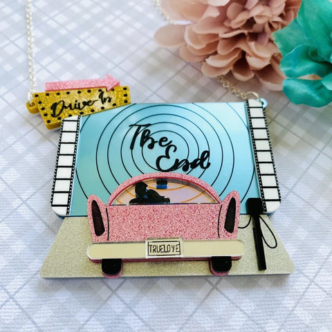 Drive In Necklace