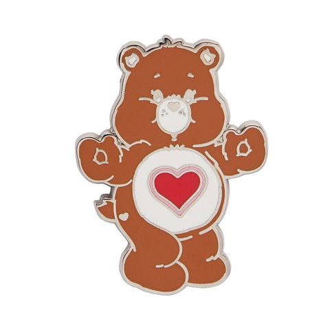 Tenderheart Bear Enamel Pin