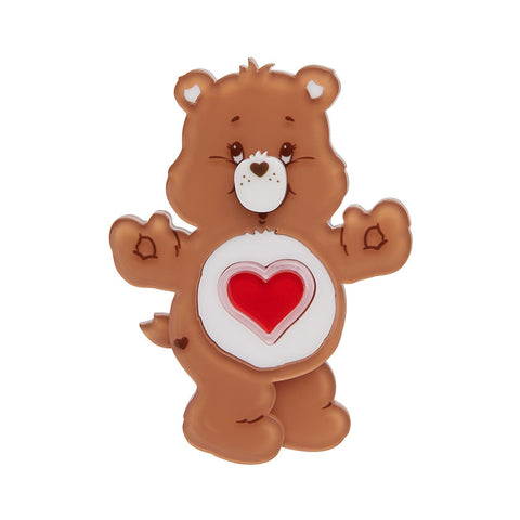 Tenderheart Bear Brooch