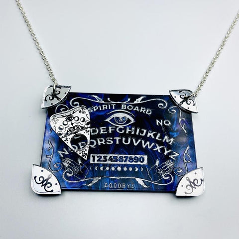 Spirit Board Necklace