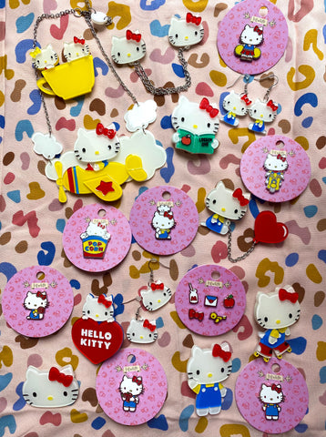 Hello Kitty Full Jewellery Set