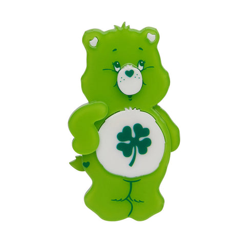 Good Luck Bear Brooch