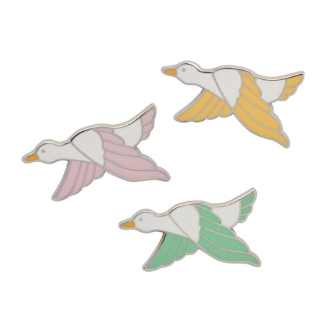 Dancing Ducks Set of Three