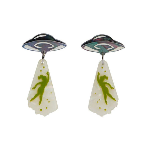 The Truth is out There Earrings