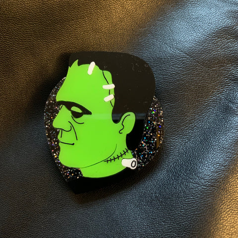 Frankenstein Green Monster