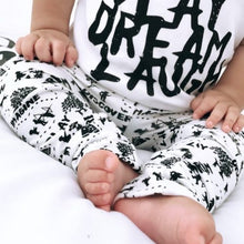 ASTER & OAK Enchanted MONO MAP Leggings