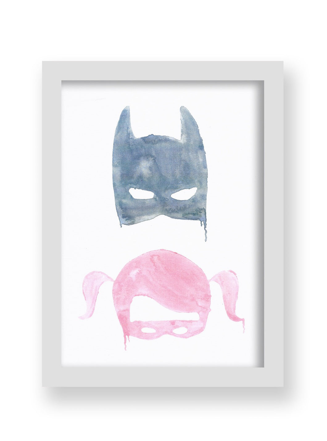 LITTLE POP STUDIOS Superhero Prints