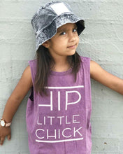 BRAVE & FEARLESS Hip Lil Chick Tank