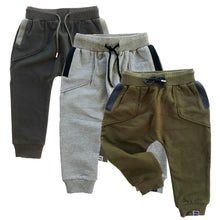 PIPER & IKE Cadet Pants Concrete