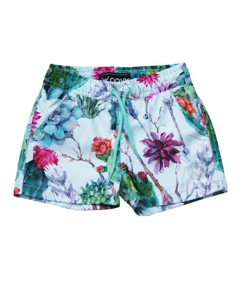 OOVY Kids Cactus Boardies