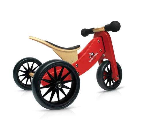 KINDERFEETS Red 2 in 1 Trike Pre-order