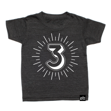 WHISTLE AND FLUTE Birthday Number Shirt
