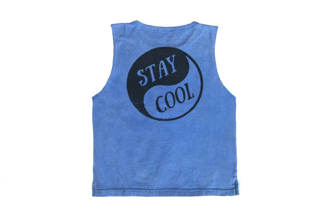 BRAVE & FEARLESS Stay Cool Tank ×× Last one Sz 5××