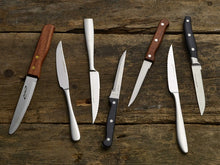 Premium Black Handle Steak Knife (Dozen)