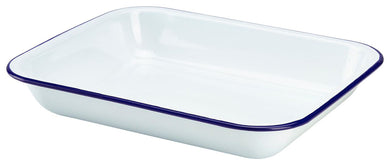 Enamel Baking Tray Small
