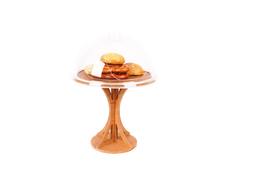 Extra Large Wooden Regency Cake Stand
