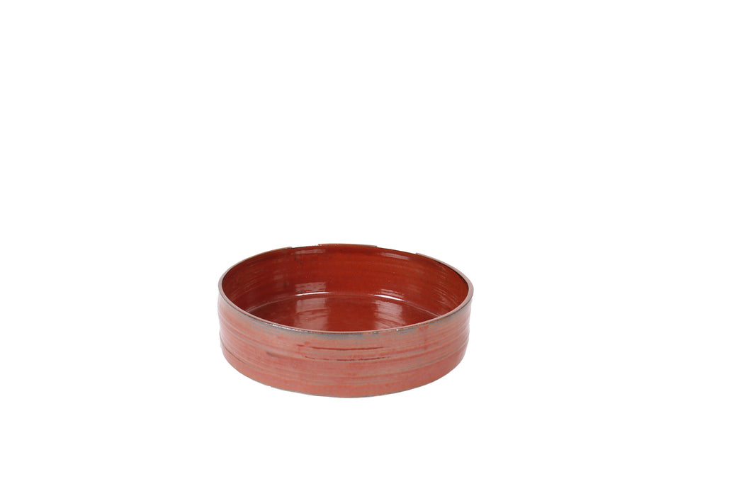 Deli and Salad Bowl in Bronze