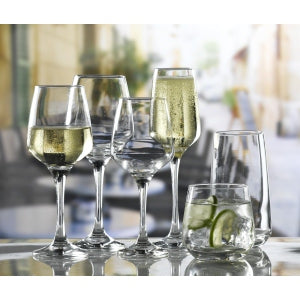 Lal Wine Glasses Pack of 6