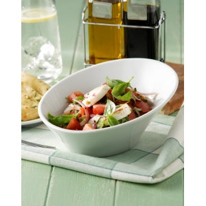Oval Sloping Bowls - Pack of 6