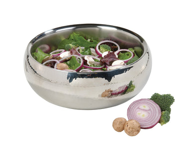 Stainless Steel Insulated Serving Bowl