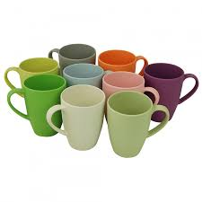 Lean Back Mugs