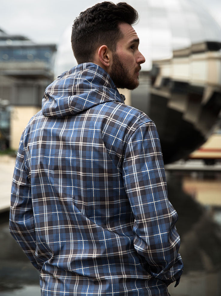 WANDERLUST PLUS SS17 Mens Jacket at Millennium Square, Bristol, UK