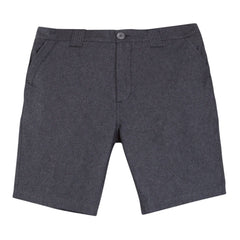 EASY Salt & Pepper grey shorts
