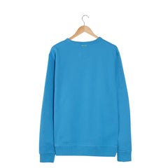 WEST Lite Chambray blue sweatshirt back