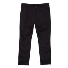 TAPER Blackboard womens trousers back