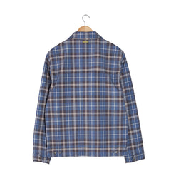 REISSUE Chambray Check Jacket back