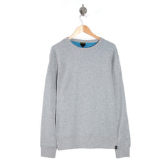 PERFORATE Lite Chambray interior grey sweatshirt