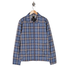 REISSUE Chambray Check Jacket