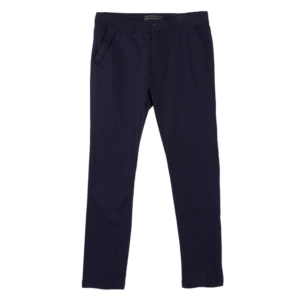 ONLY LITE Nocturnal blue chino trousers